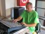 Nahrávanie CD, Kokava n/R 2012