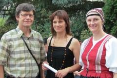 Rúcanie mája Zvolen 2012