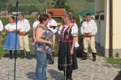 Veľké Teriakovce sviatky chleba 2011